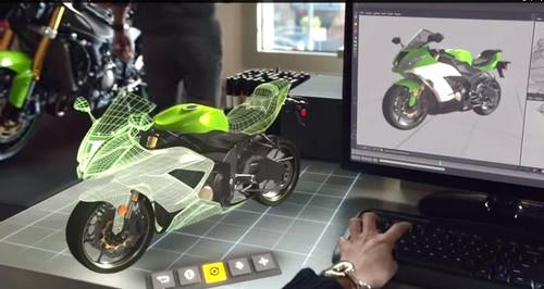 How Microsoft's HoloLens might look in action