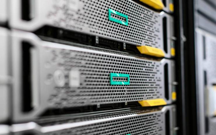 Hewlett Packard Company revenue misses estimates, shares fall