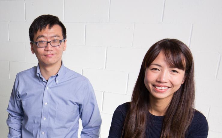 L-R: Kent Tian (Hyper Anna), Natalie Nguyen (Hyper Anna)