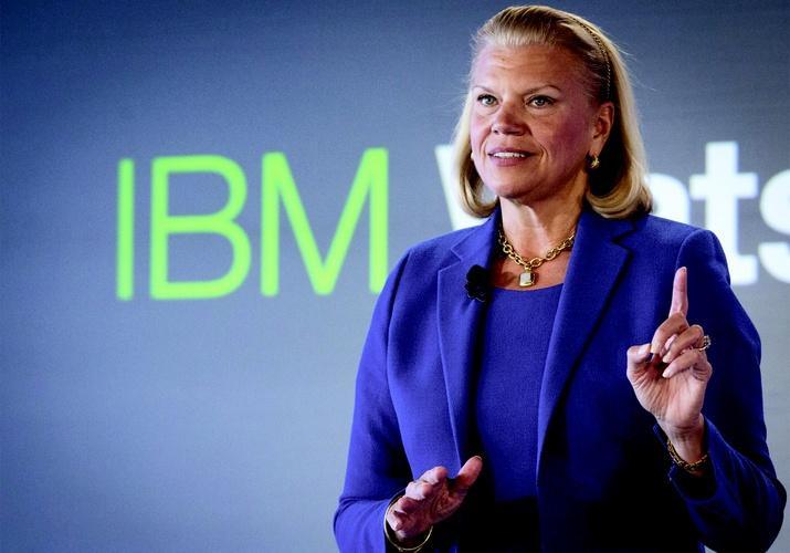 IBM's stock surge is one for the history books