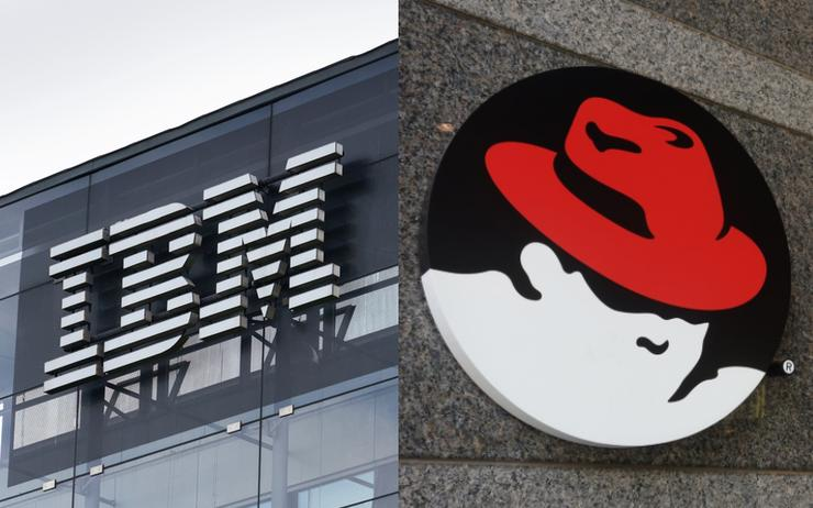 IBM closes $34 bil. deal to buy Red Hat