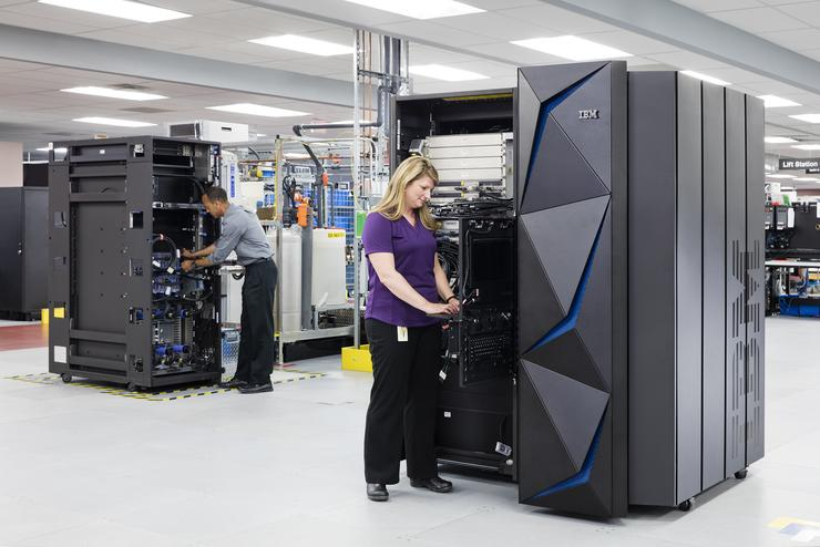 IBM Z mainframe ushers in a new era of data protection with pervasive encryption