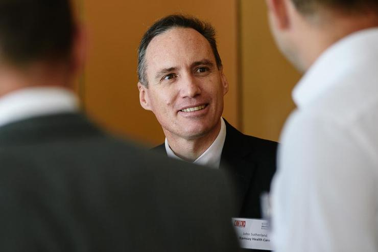 John Sutherland, CIO, Ramsay Health Care