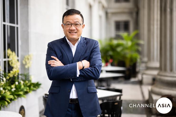Mark Tan (Tech Data)