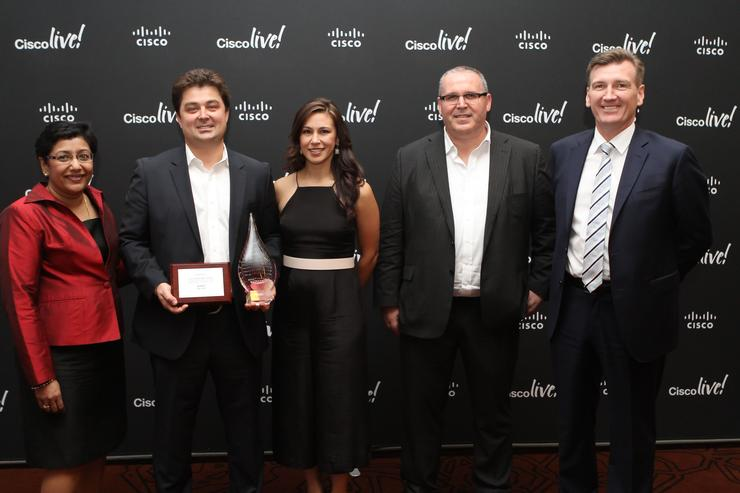Dicker Data wins the Distribution Partner of the Year Award
