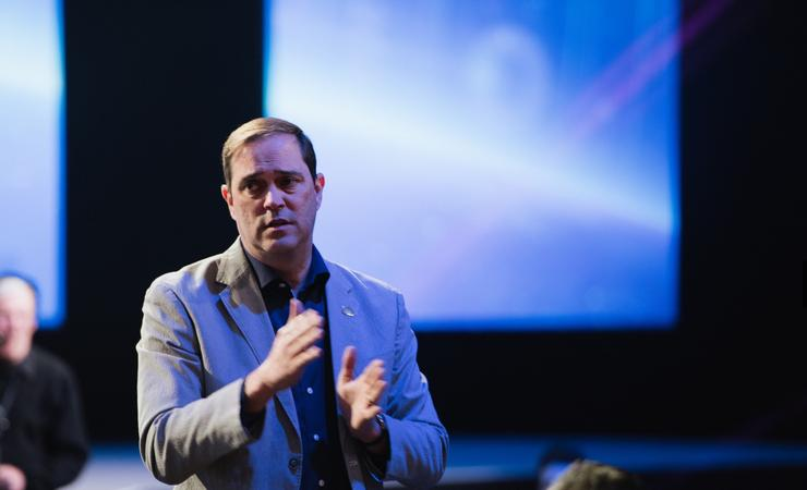 Cisco CEO in waiting, Chuck Robbins