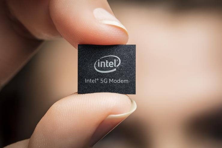The first PCs with Intel's new 5G modem will arrive in 2019