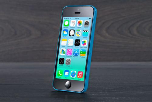 Apple has injected more than a bit of color into the iPhone's previously black-and-white world. You can opt for the 5c in blue, green, pink, yellow, or white.
