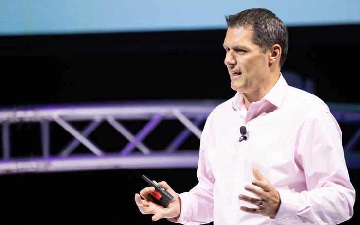 Jay McBain (Forrester) delivers EDGE 2019 keynote