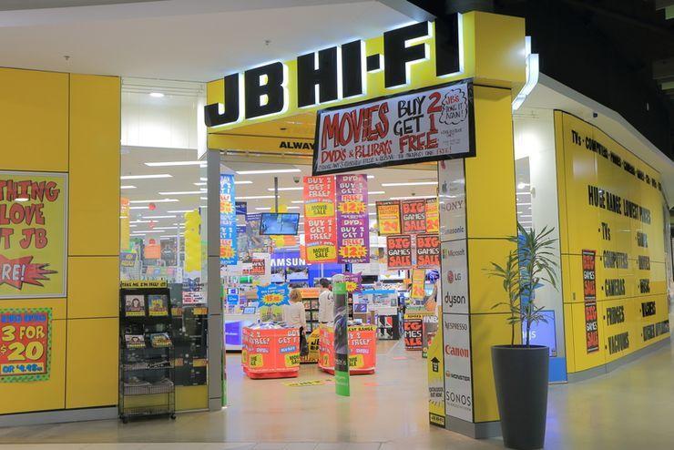 JB Hi-Fi lifts H1 profit by a third despite Amazon entrance