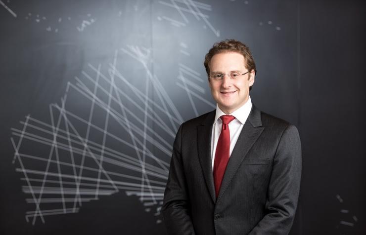 Jeremy Deutsch (Equinix)