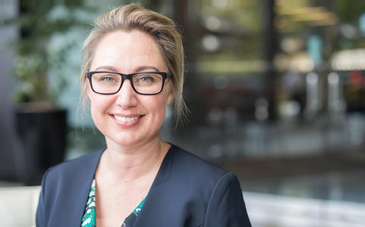 Jodie Korber - Managing director, Lanrex (Image: Christine Wong)