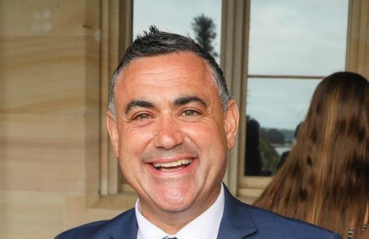 John Barilaro (NSW deputy premier)