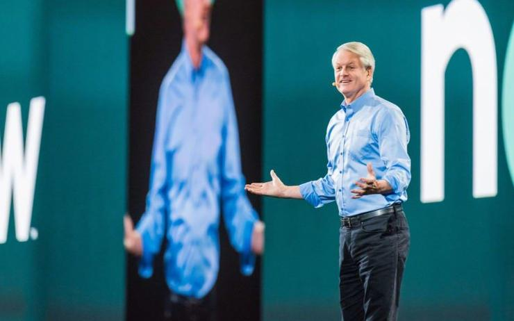 John Donahoe (CEO - ServiceNow)