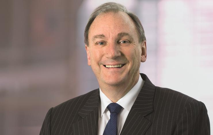 John Mullen (Chairman - Telstra)