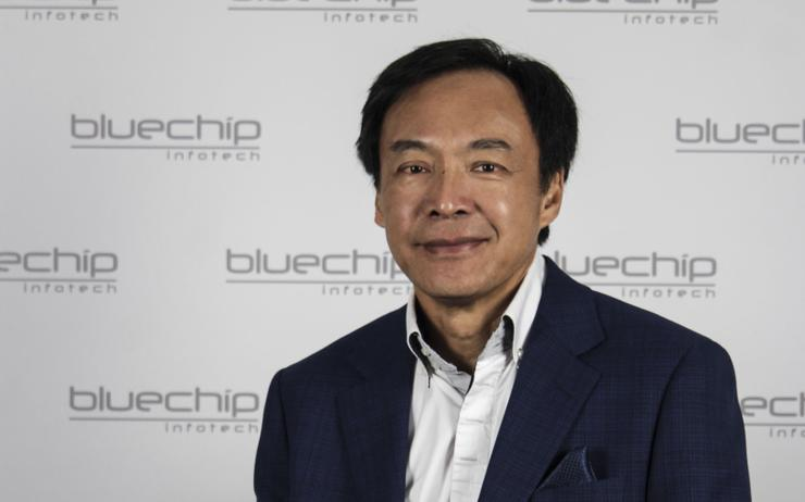 Johnson Hsiung (Bluechip Infotech)