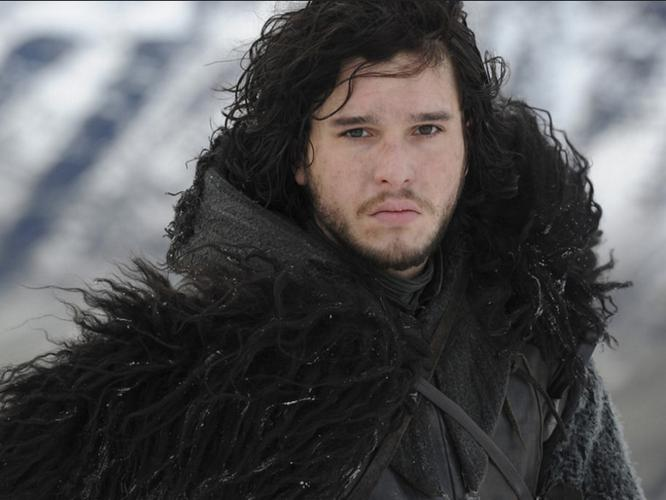 Jon Snow from Game of Thrones. Photo Courtesy: Dave Ekelman (Flickr)
