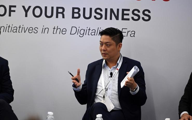 Roger Loh (JOS Singapore)