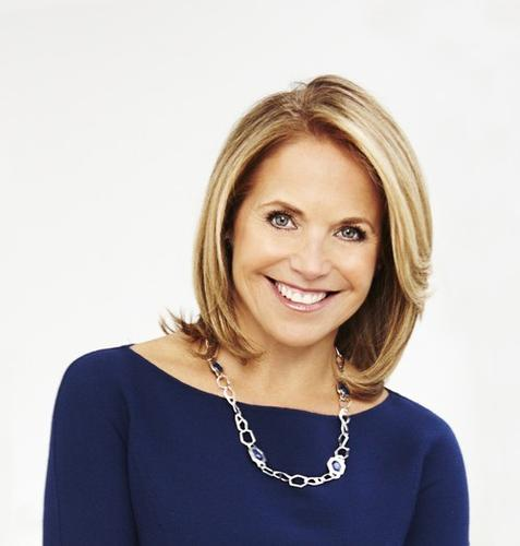 Katie Couric is Yahoo's global news anchor