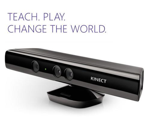 Kinect for Windows generic shot