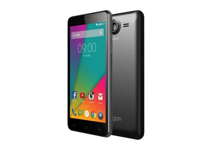Kogan Agora Lite: an inexpensive, dual-SIM, 3G smartphone.