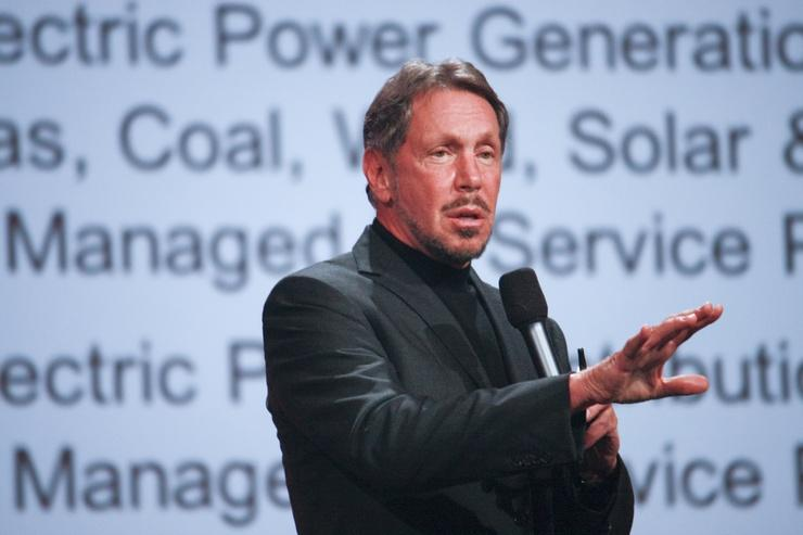 Larry Ellison - Founder and CTO, Oracle