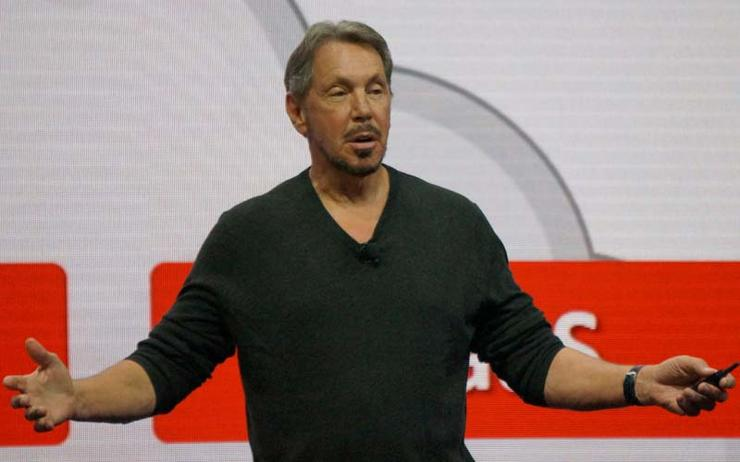 Larry Ellison (Oracle)