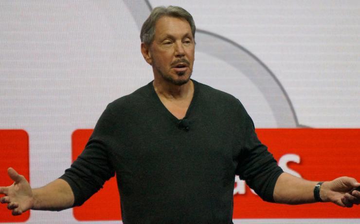 Larry Ellison (Oracle)