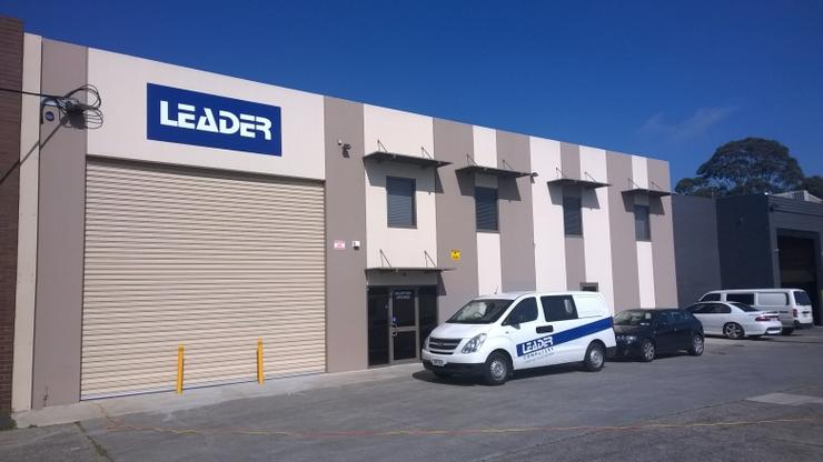 Leader Computers' new facility in Spingvale, Victoria