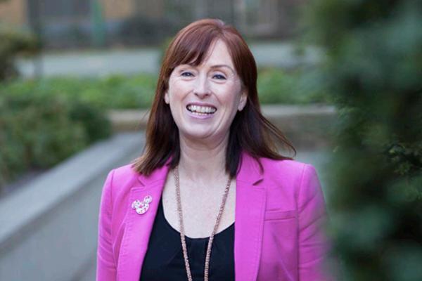 Salesforce UK's Lee-anne Knight