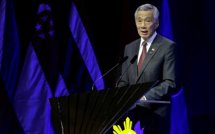 Singapore Prime Minister Lee Hsien Loong was targeted during the cyber attack