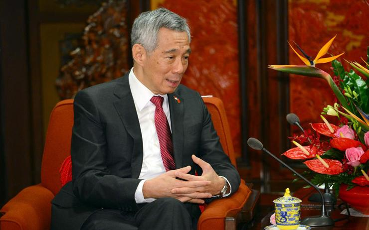 Lee Hsien Loong (Singapore Prime Minister)