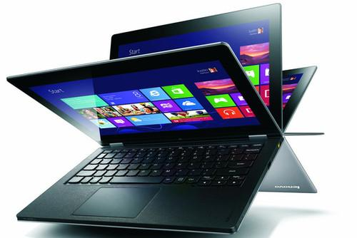 Lenovo's Windows RT hybrid is gone, replaced by a Windows 8 model.