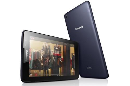 Lenovo's A8 tablet