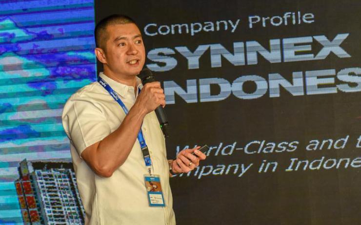 Lie Heng (Synnex Metrodata Indonesia)