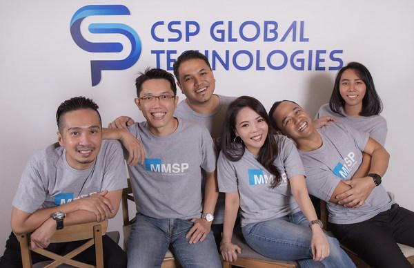 L-R: Alvyern Lee, Tho Kit Hoong, Rizal Lokman, Vivian Wong, Ibrahim Sukaimi and Nur Atiqah (CSP Global)