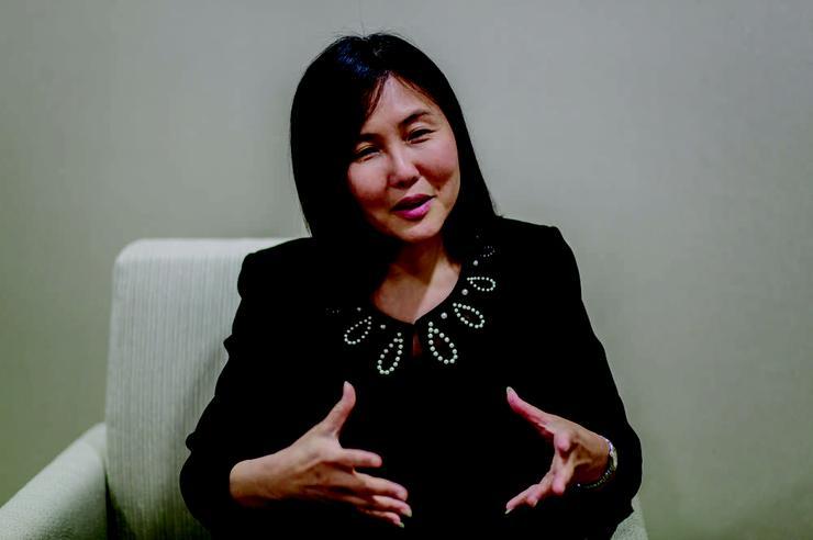 Lim Bee Kwan (GovTech)