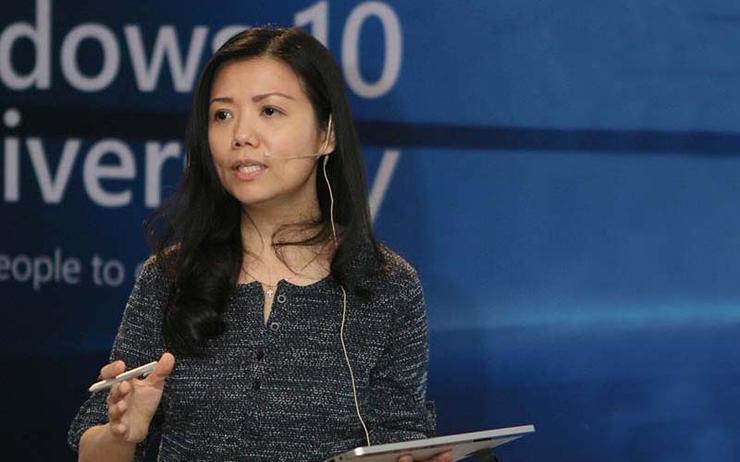 Linda Dwiyanti (Microsoft)
