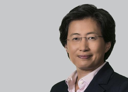 AMD's chief operating officer Lisa Su