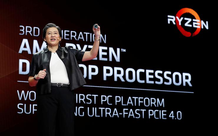 Lisa Su (CEO - AMD)