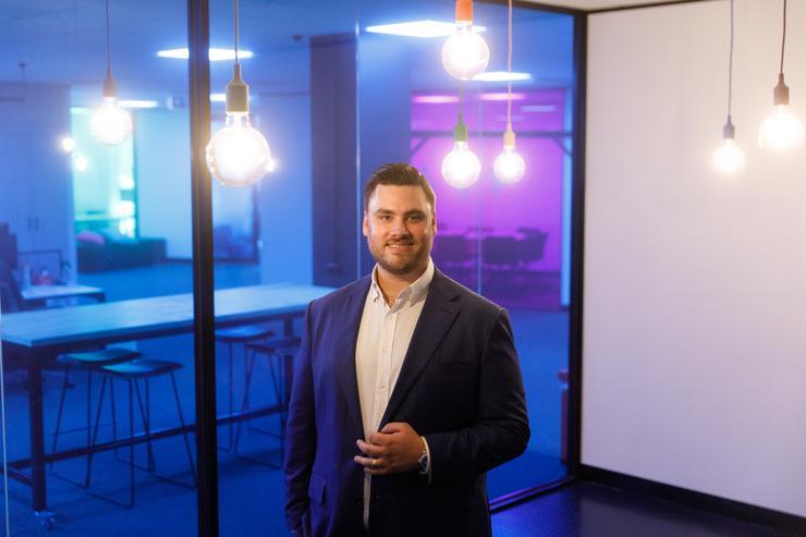 Transpire CEO Luke Smorgon