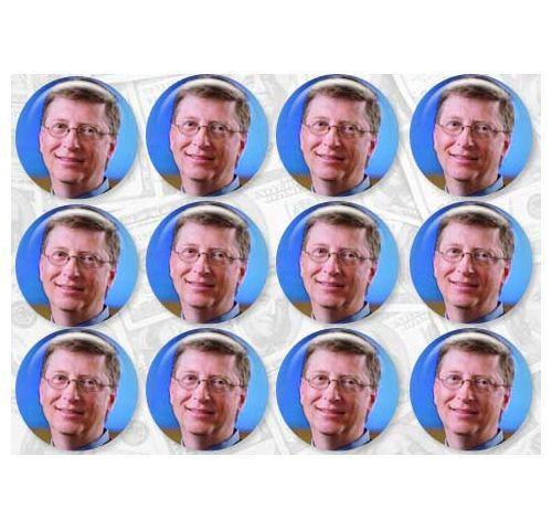 12 Bill Gateses