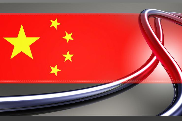 Piracy concerns are rising in China over Internet-linked televisions, claim analysts.