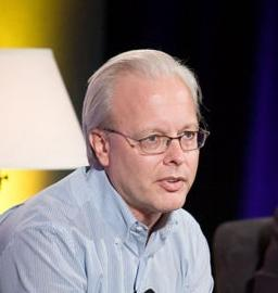 Microsoft chief software architect Ray Ozzie
