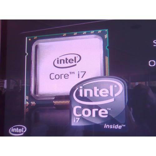 Intel's new CPU naming strategy will fall in line with the recently released Core i7.