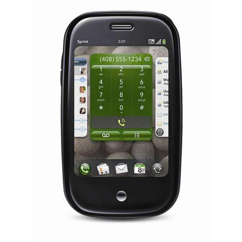 The Palm Pre smartphone emerged as one of the most talked-about items unveiled at January's 2009 Consumer Electronics Show in Las Vegas.