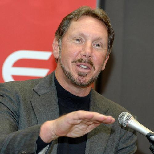 Larry Ellison - CEO Oracle