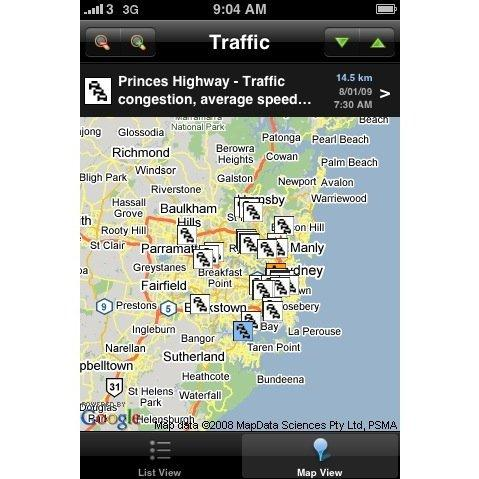 Traffic Australia