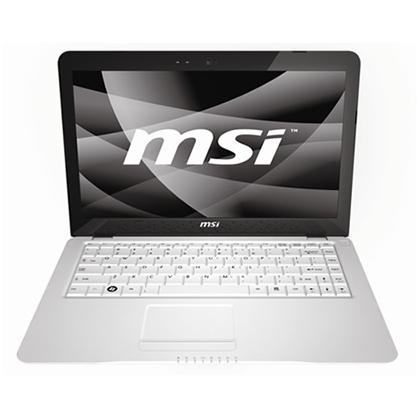 The MSI X340 notebook