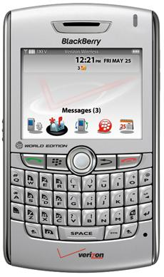 Obama is said to be getting a new BlackBerry 8830 to replace the bulkier Sectera Edge smartphone he uses now.